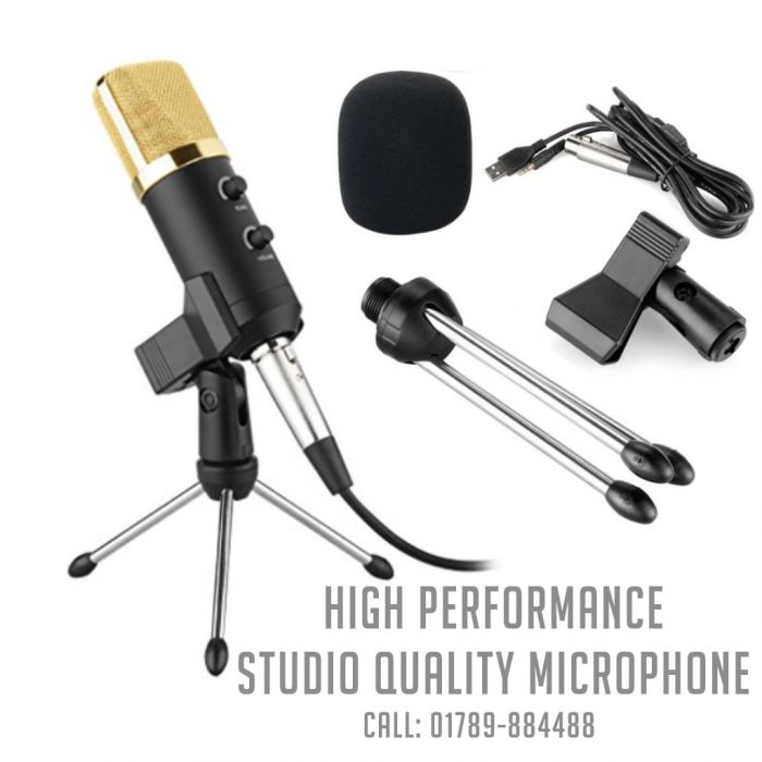 100 fx microphone